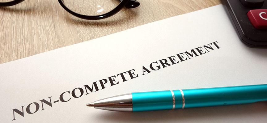 Wheaton Employment Litigation Lawyers Non Compete Agreement